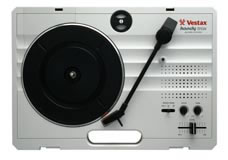 Vestax Handy Trax Portable Record Player