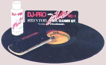 Stanton Vc1 Vinyl Cleaner At Kabusa Com